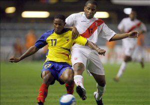 VER PARTIDO EN VIVO Perú vs Ecuador.
