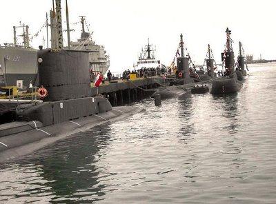 Submarino - U209