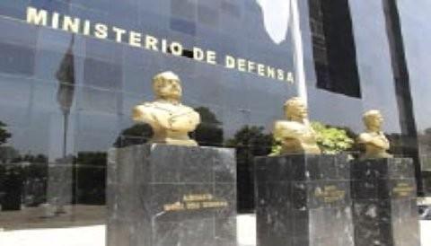 Ministerio de defensa report per for Ministerio de defenza