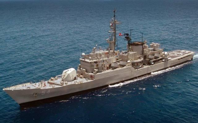 Peruvian-Navy-Frigate-Mariategui
