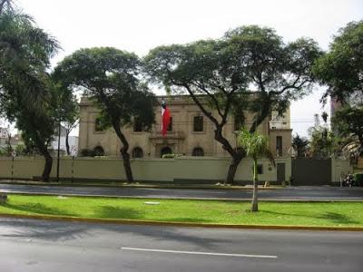 Embajada_de_Chile - Peru